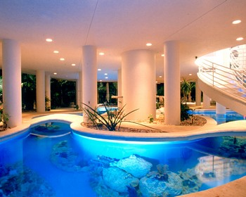 the pool inside my house Taylor Cossette Flickr