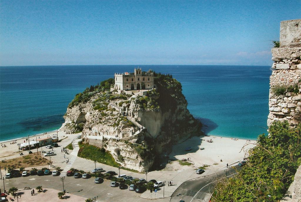 Italy, Calabria, Tropea