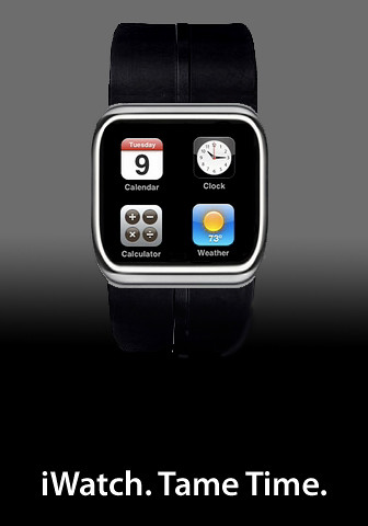 The Iwatch Only A Matter Of Time Now That Apple Inc
