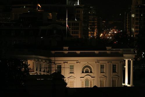 White house east side