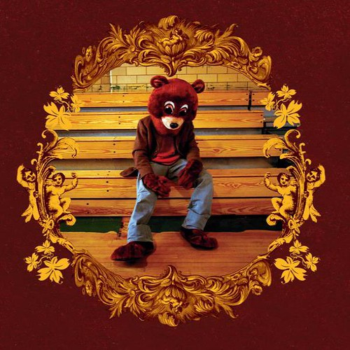Kanye West - The College Dropout (Album Cover) | Flickr - Photo ... Kanye West