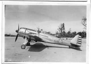 Scan10013-06 - Captured Japanese plane in PNG, WWII | by Mezza