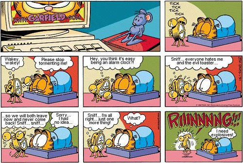 The Birthday Cake Short Story in addition 6x Gin Fizz 1 6 Semic Verlag Zustand 372046483503 in addition Garfield Merchandise Catalog in addition Long Time No Sea Recall Card besides High School  ic Strips This Is Another Strip. on garfield ic strips