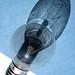 Light Bulb and Shadow