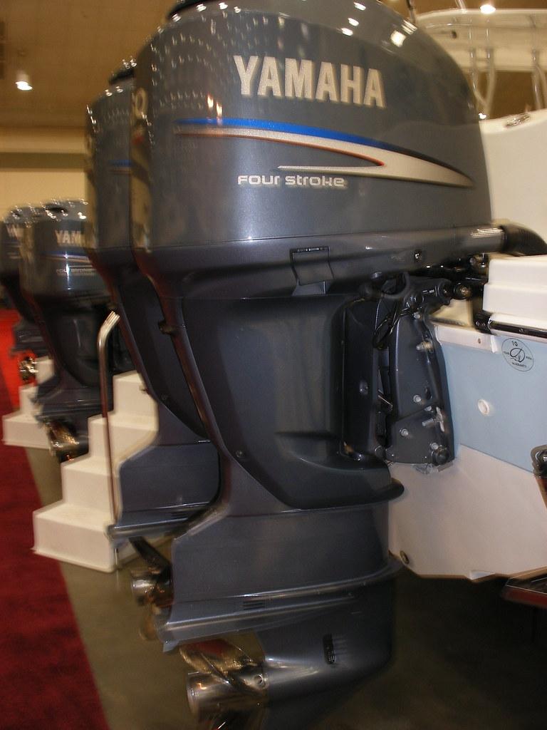 Yamaha  Outboard Wont Turn Off