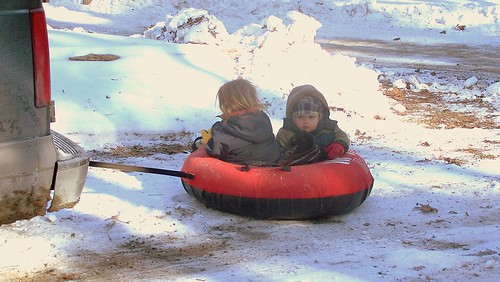 How I bring the screaming mimis home from tubing | by notes from the trenches