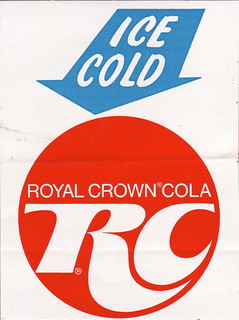 RC Royal Crown Cola Vintage Sticker - 1970's | by JasonLiebig