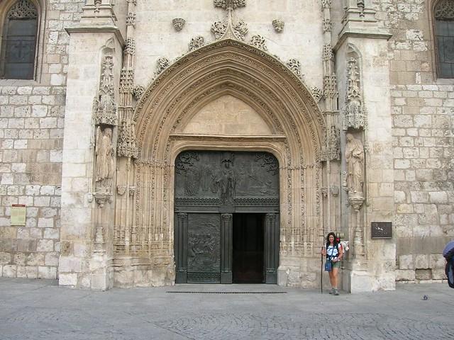 Iglesia de San Lesmes  Esta foto participó en el juego En u…  Flickr - Phot...