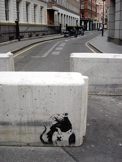 Banksy | by Photo Monkey