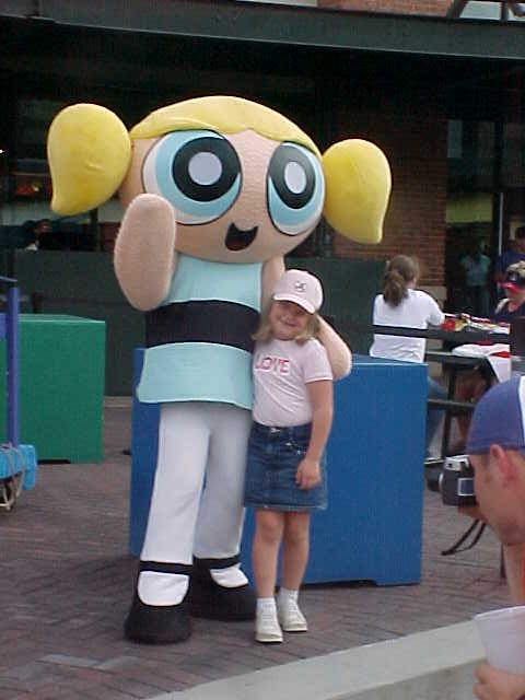 Summer With Bubbles Of The Powerpuff Girls  Sundays At -6976
