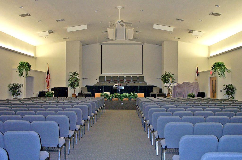 Wakulla Springs Baptist Church Interior This Modern