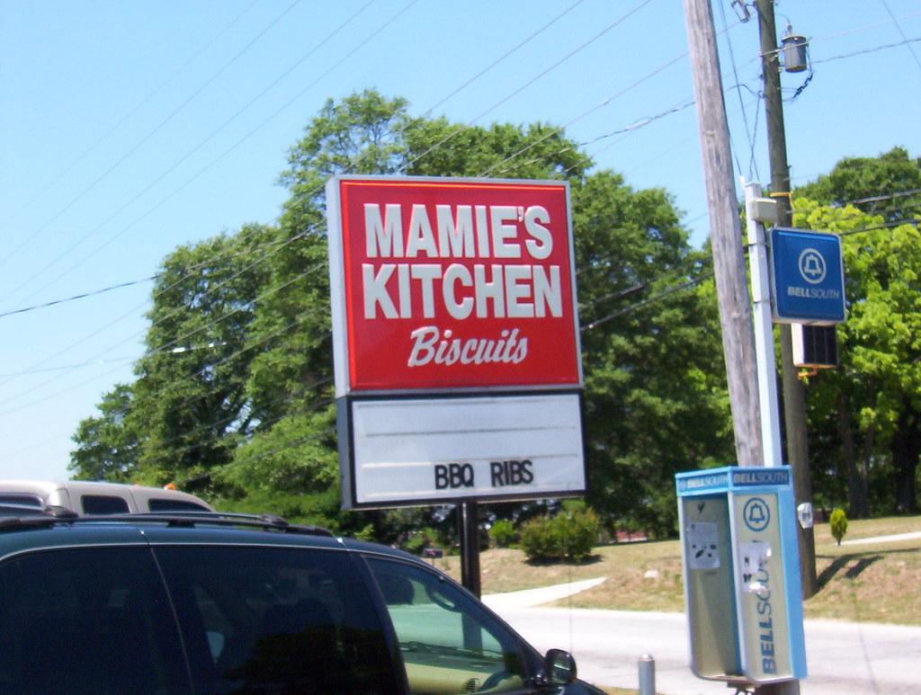 Mamie S Kitchen