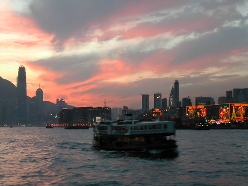 Victoria Harbour | by Through 4 eyes