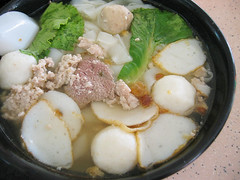 Fishballs Kway Teow Soup | by My Little Rascal
