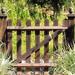 Rear gate