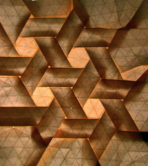owesen's star tessellation (version 1), reverse | by EricGjerde