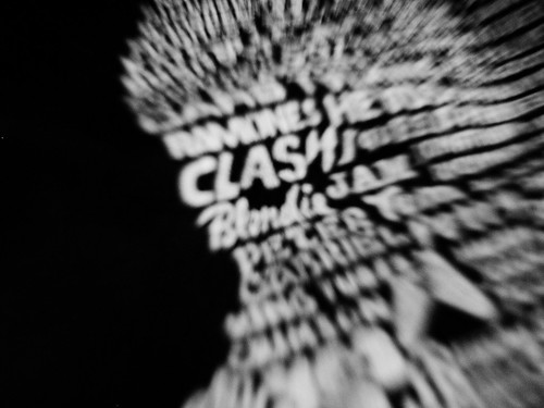 Clash!!!    rocK'nRoll T-shirt | by eelviss