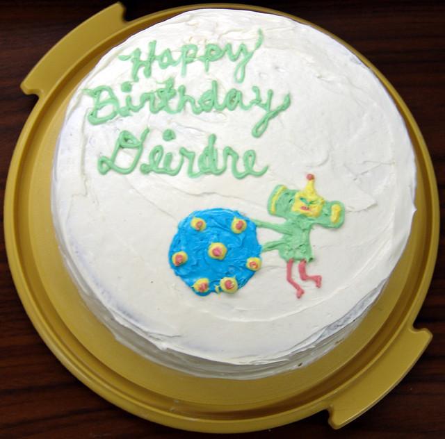 Stacey Birthday Cake