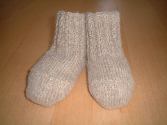 Baby Socks done! | by w_design_atelier