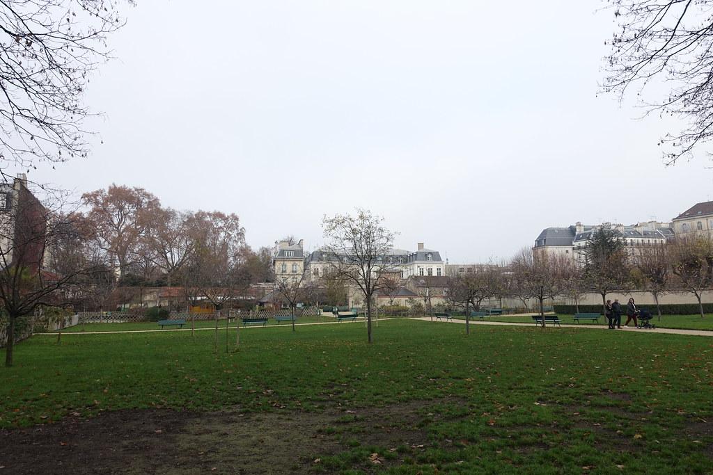 Jardin Catherine Laboure Paris 7 Guilhem Vellut Flickr