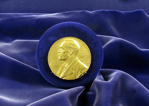 nobel medal | by e2reneta