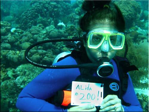 My 200th dive... | by Alida's Photos