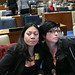 UN Our Common Humanity Forum - me and Floor