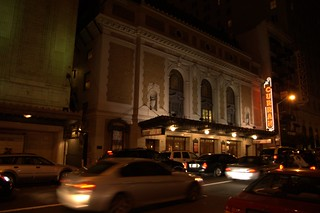 Curran Theater | by Hoojung