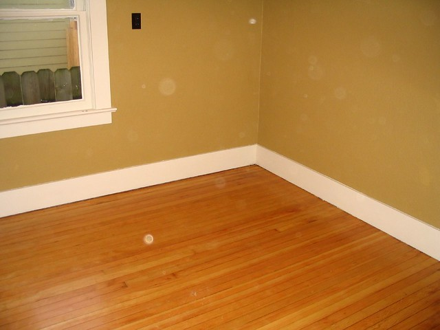 Floor and baseboards i 39 m very pleased with the floor now for Floor meaning in english