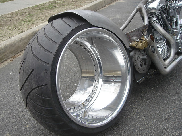 Motorcycle Back Tire