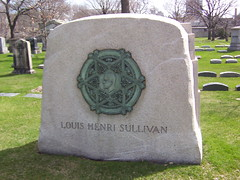 Louis Sullivan Grave - Graceland Cemetery Chicago | by Mark 2400