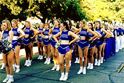 Naked university of texas girls