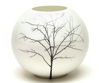 black forest round vase 110 usd black forest www. Black Bedroom Furniture Sets. Home Design Ideas
