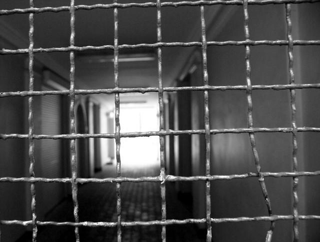 Prison ?