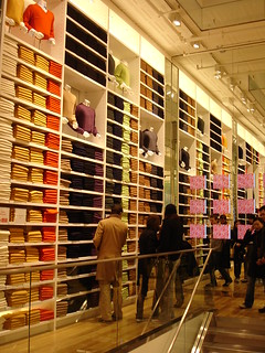 Uniqlo Flagship Store SoHo | by Human Wu