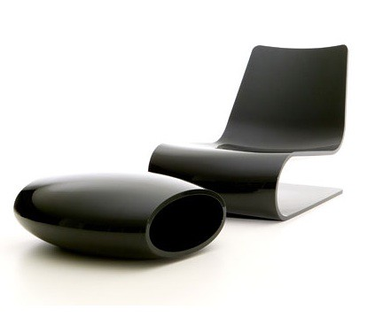 Christophe pillet nouvelle vague chair featured on - Mobili che passione ...