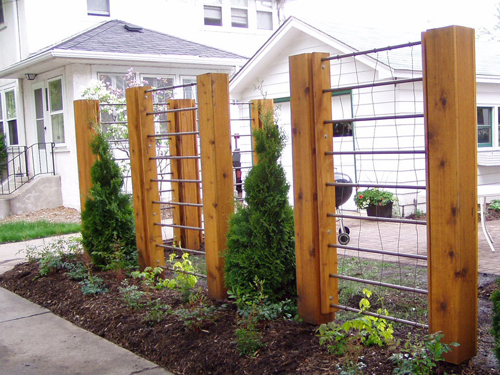 Trellis ideas for privacy - Trellis Ideas For Privacy 52