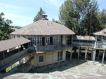 Image result for entoto mountain palace images