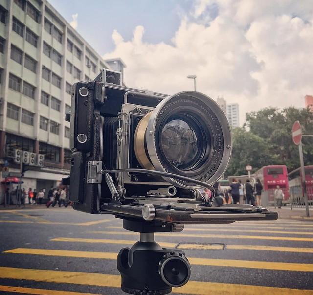 KODAK 178mm f2.5 奧運神鏡