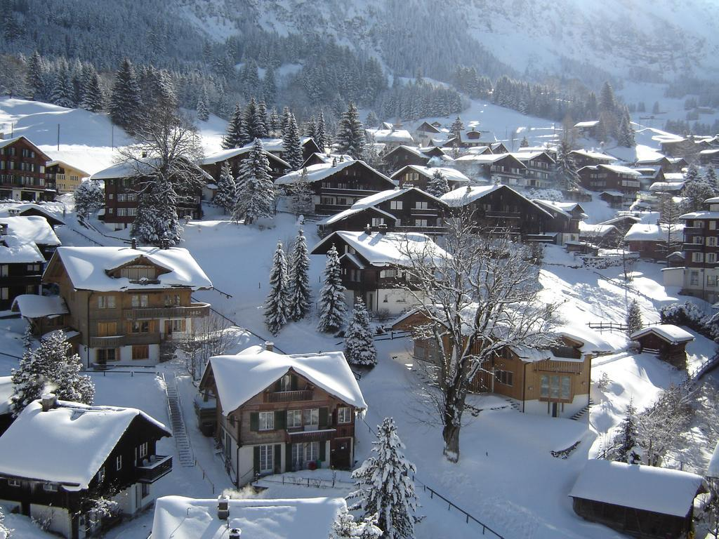 Winter in Grindelwald