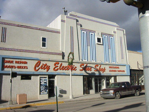 City Electric Shoe Shop