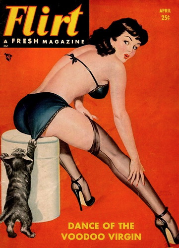 Vintage magazine pinup ladies free