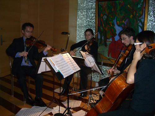 Juilliard String Quartet Europe Tour Review