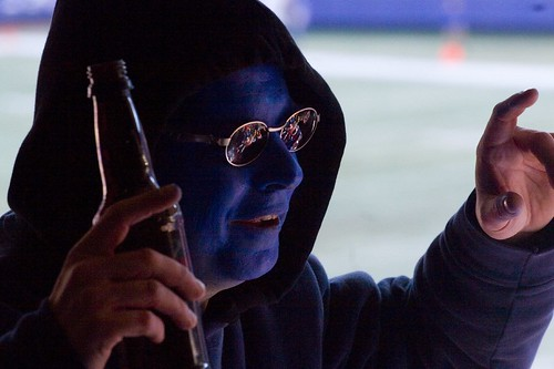 drunky smurf | by Peter McCarthy