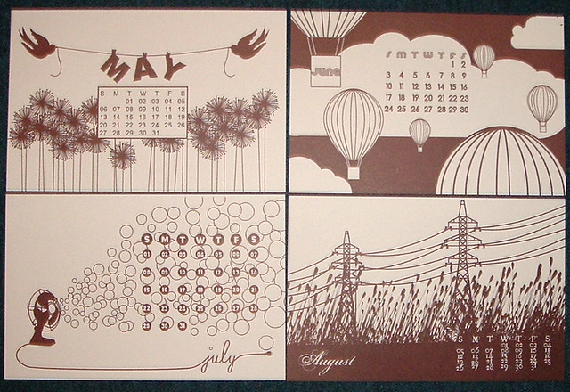 Calendar Design Rules : Happify calendar may through august this