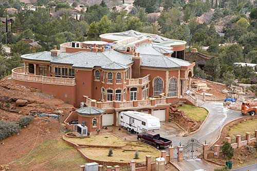 Biggest Eyesore In Sedona Can You Believe Someone Had