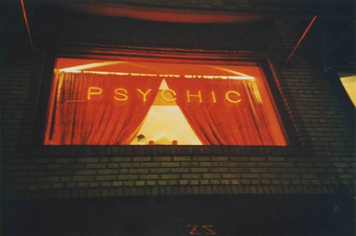 psychic | by OuroborosX