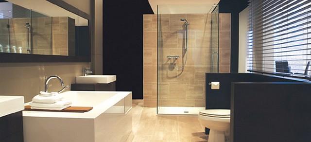 Sax bathroom by sax voici un article pour d corer une - Lambris hydrofuge salle de bain ...