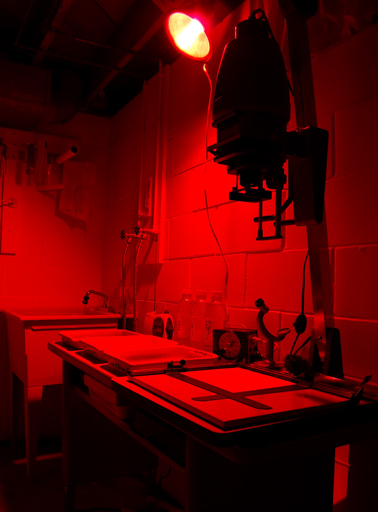 Darkroom In Action This Is What My Darkroom Looks Like