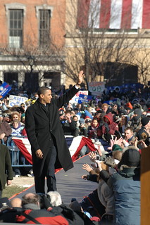 President Candidacy Announcement, Springfield, IL, 2/10/07 | by Barack Obama